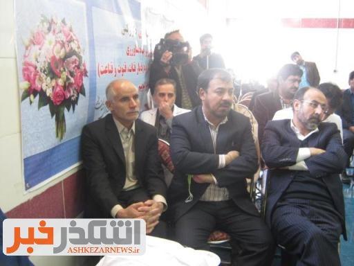 افتتاح بزرگ ترین مجتمع کشتار طیور در شهرستان اشکذر