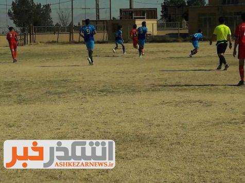 لیگ فوتبال شهرستان اشکذر