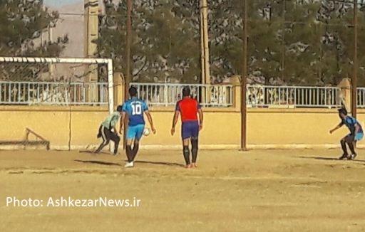 هفته دوم لیگ فوتبال شهرستان اشکذر