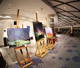 نمایشگاه نقاشی در برج میلاد